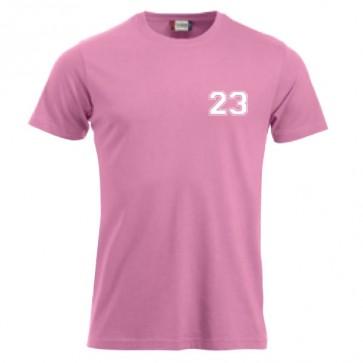 T-shirt Rose Coupe Unisexe