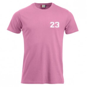 T-shirt Rose Coupe Unisexe