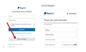 Infos paiement